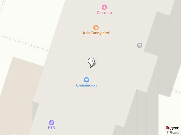IDEAL studio на карте Хабаровска