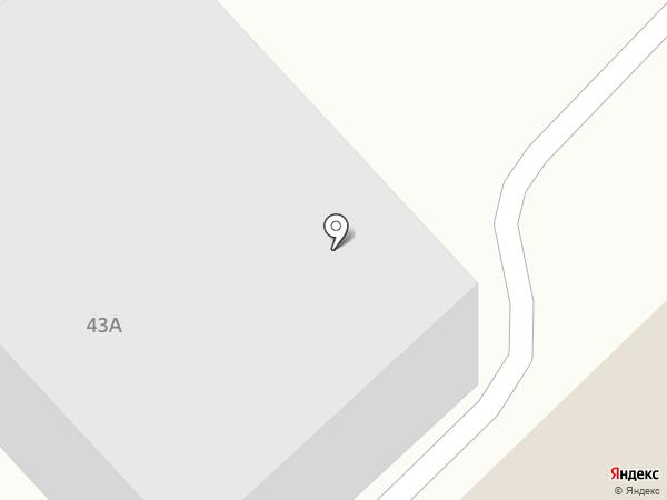 Кредит-Консалтинг на карте Хабаровска