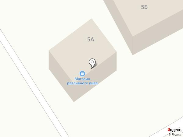 Продуктовый магазин на карте Сосновки