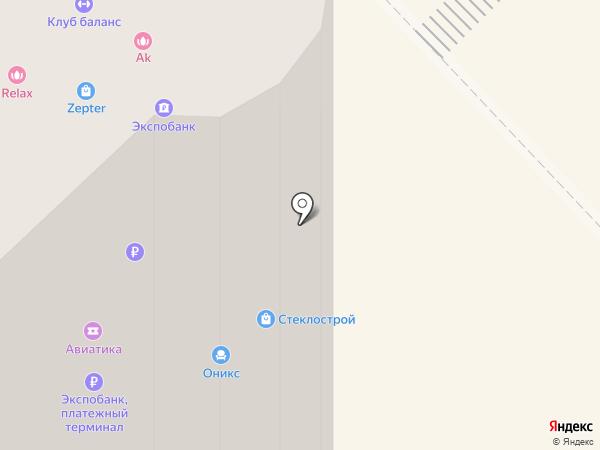 Мастер Комплект на карте Хабаровска