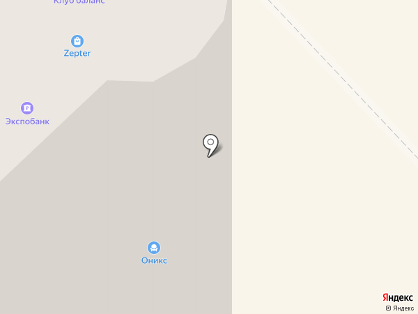 Амрит на карте Хабаровска