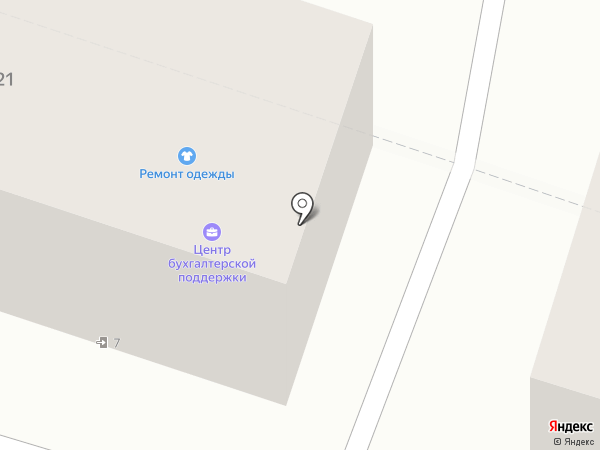 PUPER.RU на карте Хабаровска