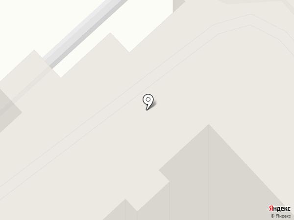 БАРХАТ на карте Хабаровска
