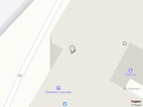 ДРАНДУЛЕТ на карте Хабаровска