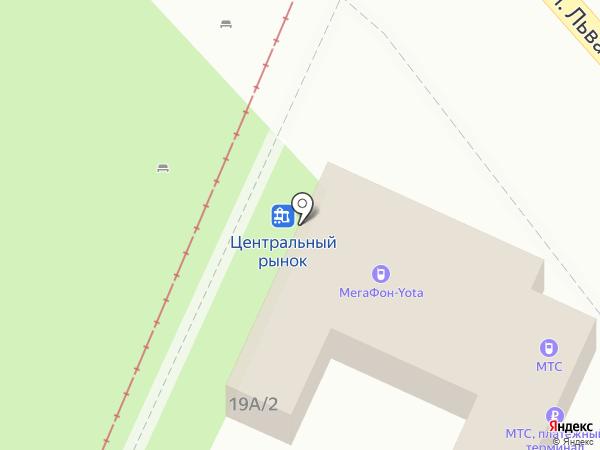 МКК Дом денег на карте Хабаровска