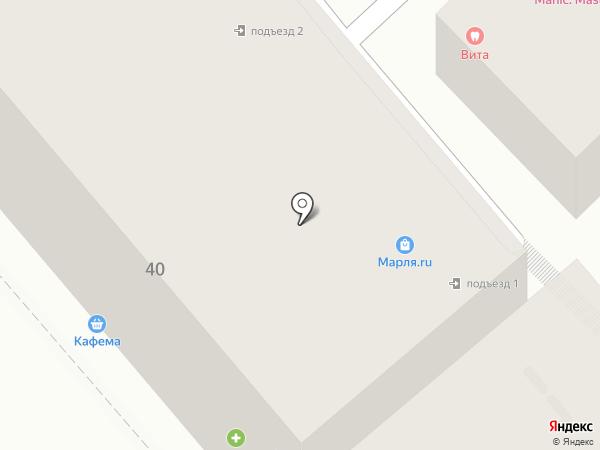Фикс-сервис на карте Хабаровска