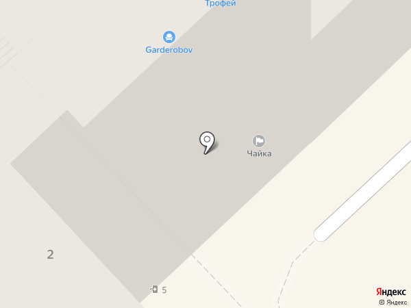 LightHab на карте Хабаровска