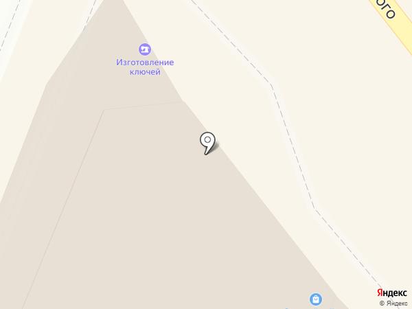 Виктория Биробиджанский Трикотаж на карте Хабаровска