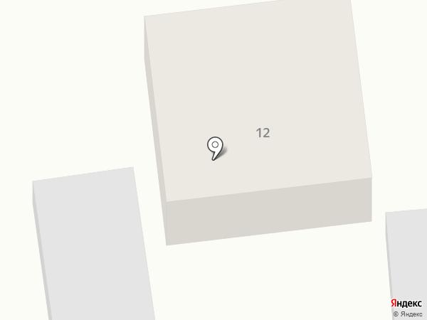 Автоклимат ДВ на карте Хабаровска
