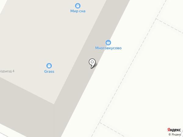 Амурский, ТСЖ на карте Хабаровска