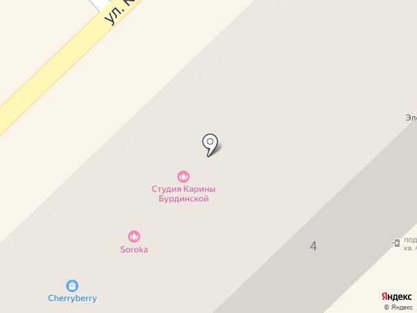 Чиз Фото на карте Хабаровска