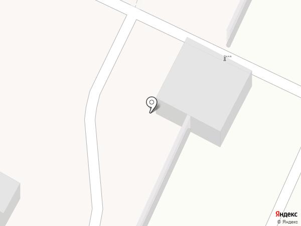 Русский каравай на карте Хабаровска