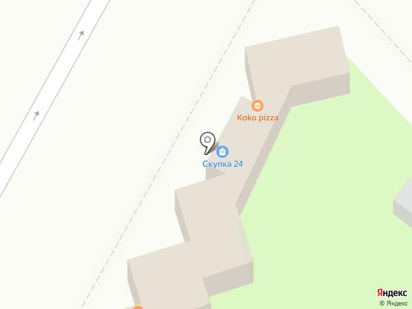 Шашлык-Машлык на карте Хабаровска