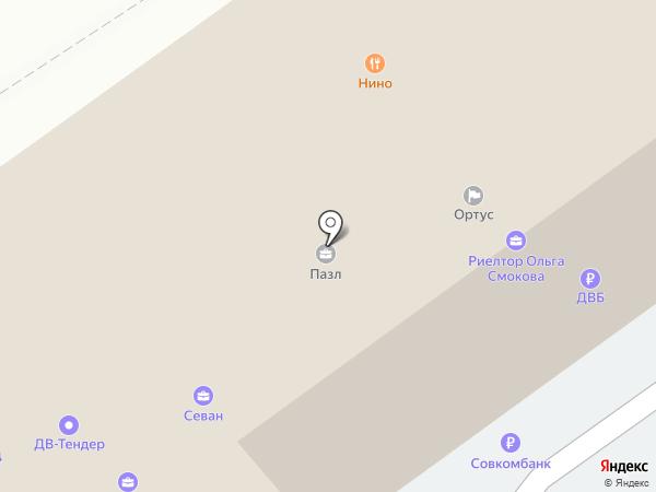 Vaping sailor на карте Хабаровска