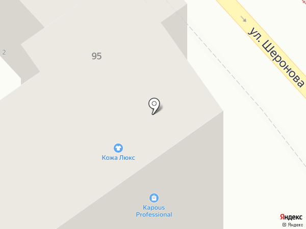 Первый. Студенческий. на карте Хабаровска
