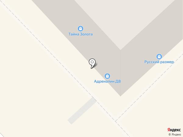 Клининг Групп на карте Хабаровска