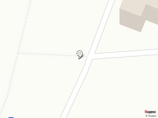 Шиномонтажная мастерская на Шоссейной на карте Сосновки
