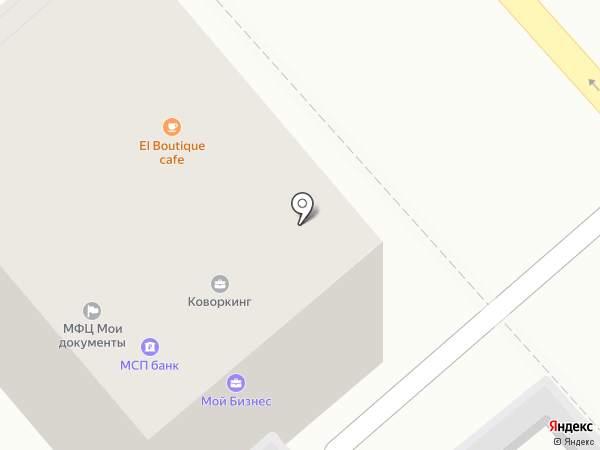 SHOKOBOX на карте Хабаровска