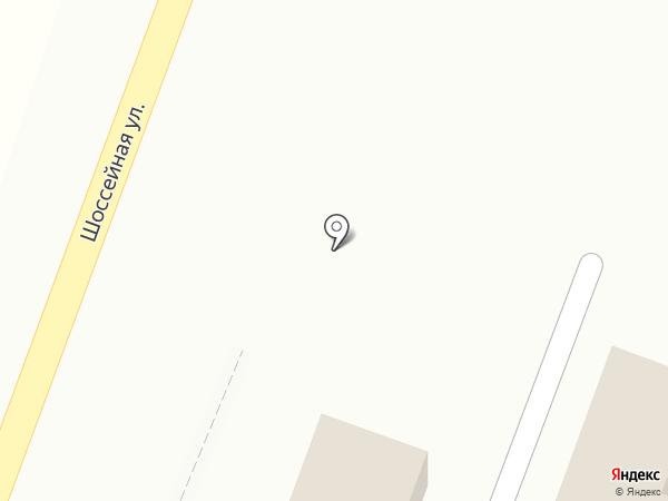 Шиномонтажная мастерская на карте Сосновки