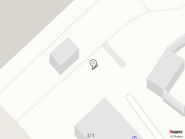 HARDLINE на карте Хабаровска