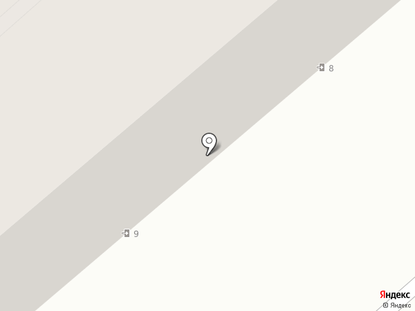 Бюро судебно-медицинской экспертизы на карте Хабаровска