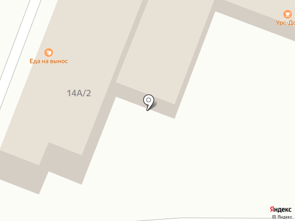 УРС-ДОН на карте Сосновки
