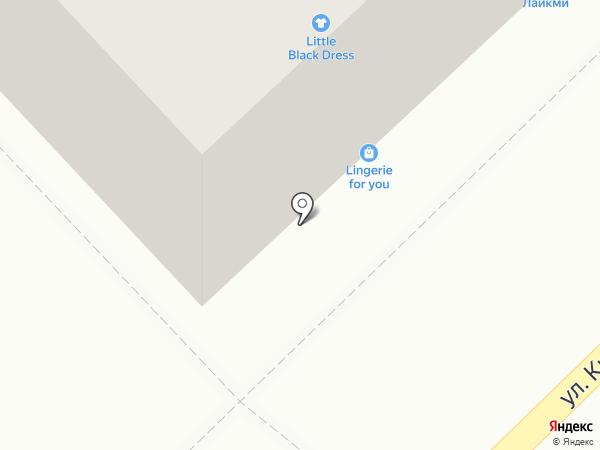 Little Black Dress на карте Хабаровска