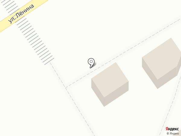Киоск по продаже шаурмы на карте Хабаровска