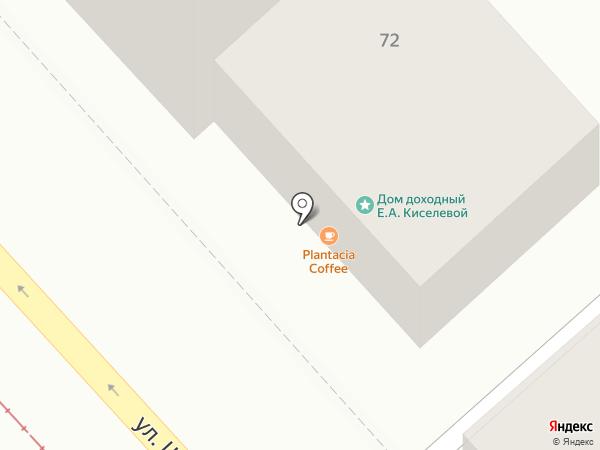 ФАРШ на карте Хабаровска