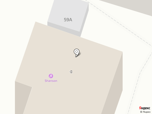 Ной на карте Хабаровска
