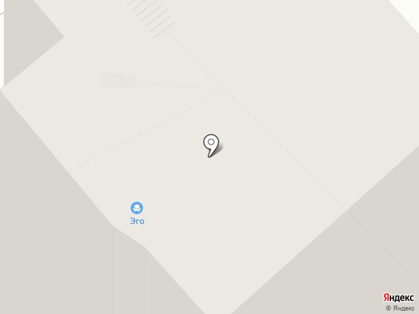 СКС-Строй на карте Хабаровска