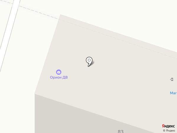 Reni Parfum на карте Хабаровска
