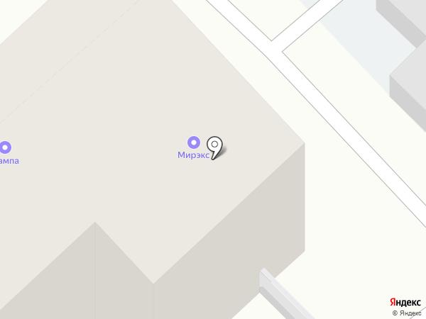 HiTech на карте Хабаровска