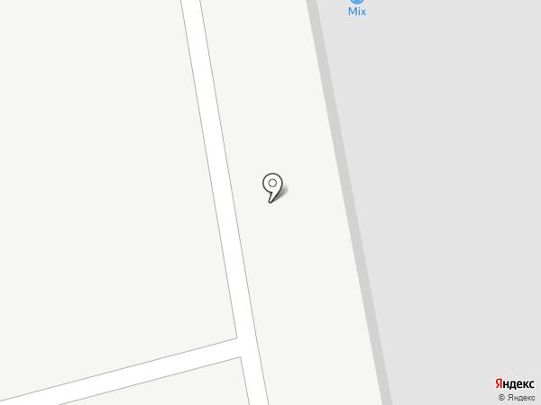 Автомотоцех на карте Хабаровска