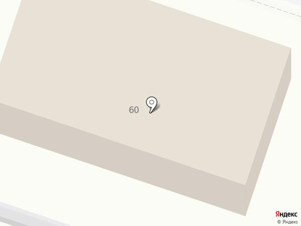 В дорогу на карте Хабаровска