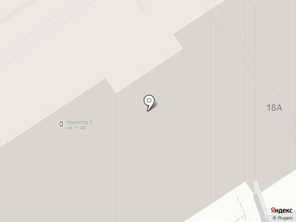 Янтарь, ТСЖ на карте Хабаровска