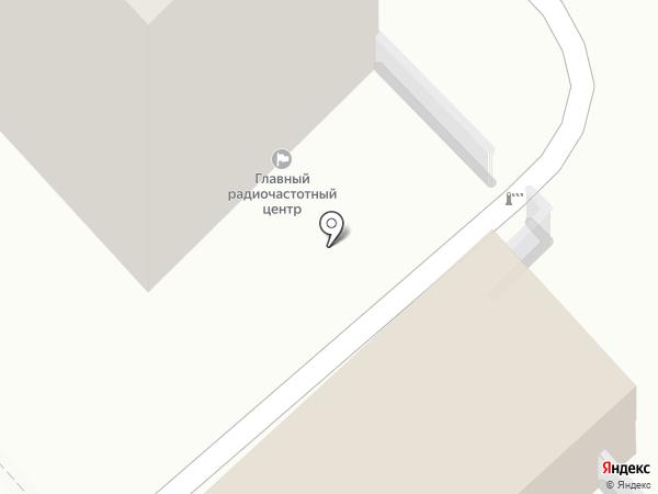 Радиочастотный центр Центрального федерального округа, ФГУП на карте Хабаровска
