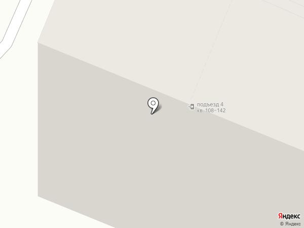 Дио Домашний на карте Хабаровска