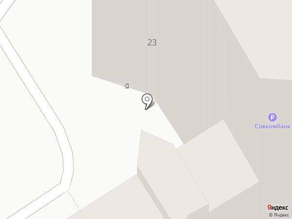 Ленина, 23, ТСЖ на карте Хабаровска