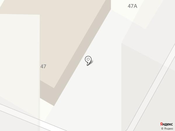 Автоцентр на карте Хабаровска