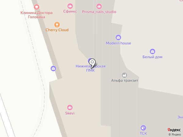 Столица на карте Хабаровска