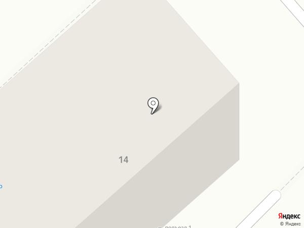 Belkin на карте Хабаровска