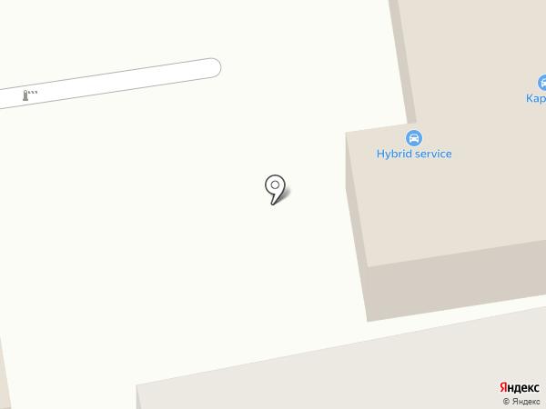 Rocket Auto на карте Хабаровска