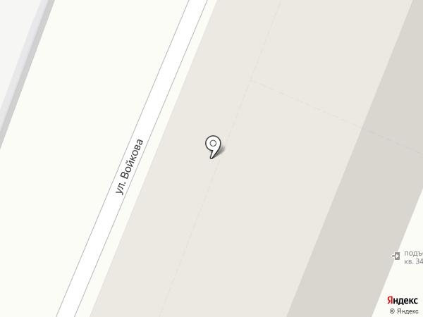 Сервисная компания на карте Хабаровска
