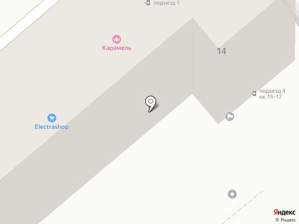 Electrashop на карте Хабаровска