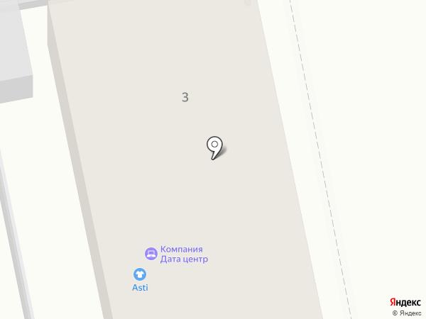 Студия туризма на карте Хабаровска
