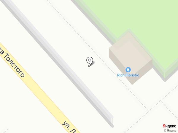 Александра на карте Хабаровска