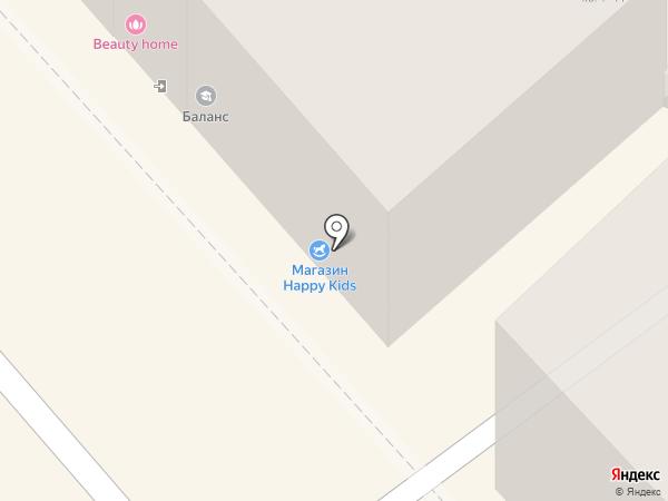 Fit Girl на карте Хабаровска