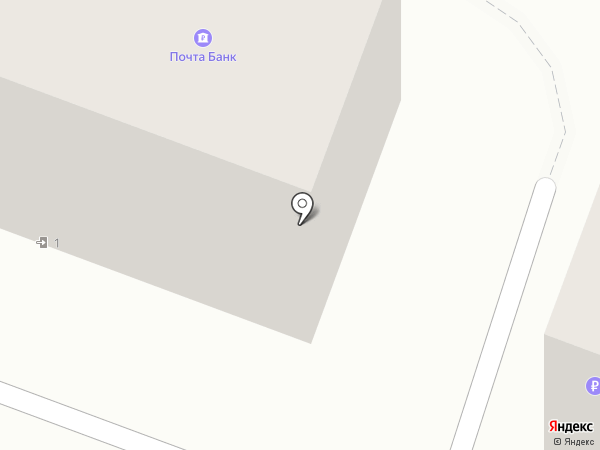 Афина на карте Хабаровска