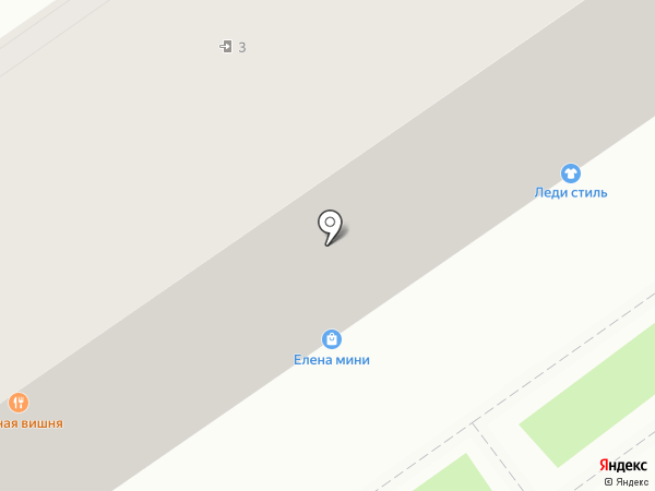 Му-Шу на карте Хабаровска